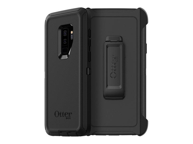 Otterbox Defender Ανθεκτική Θήκη Samsung Galaxy S9 Plus - Black (77-57992)