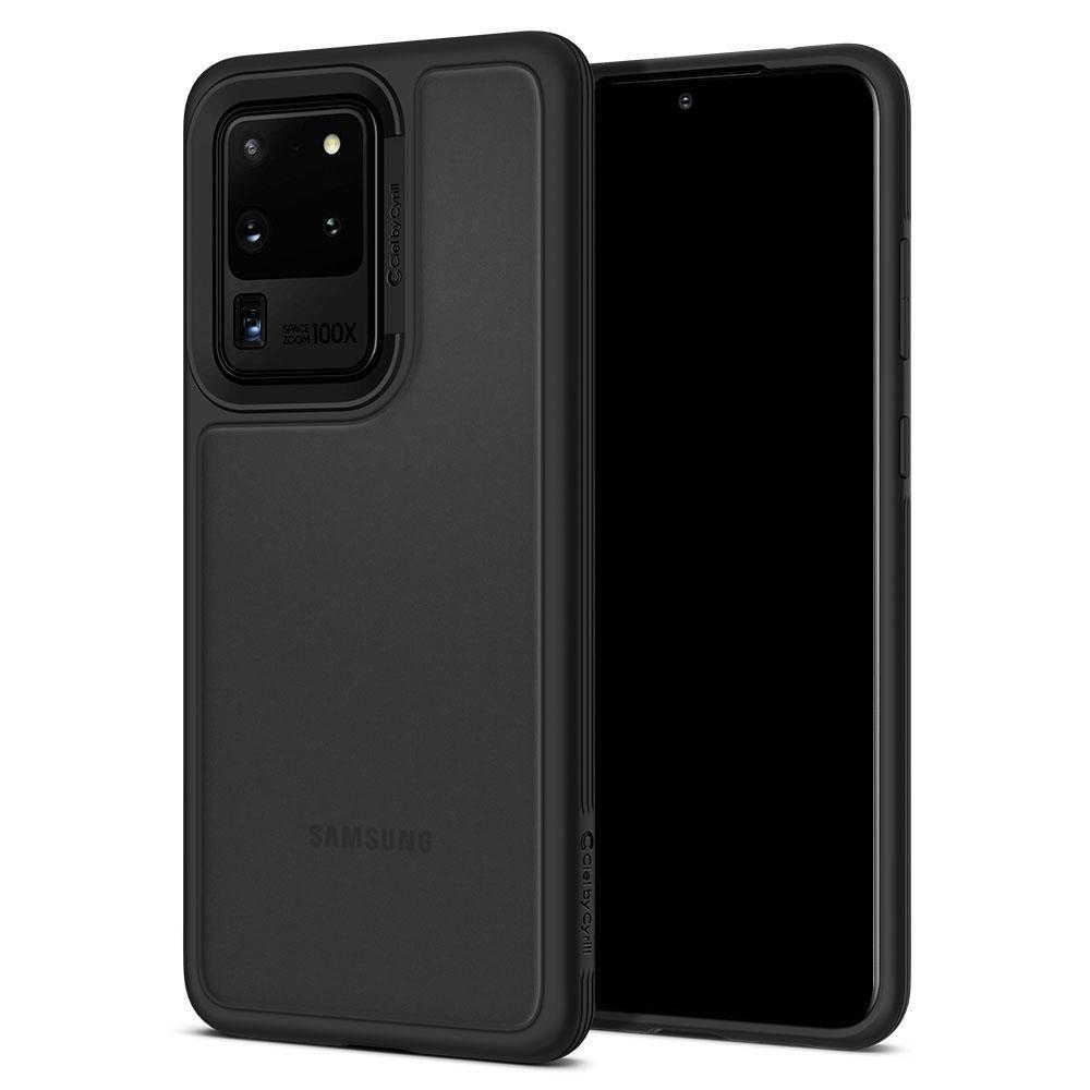 Spigen Θήκη Ciel Samsung Galaxy S20 Ultra - Black (ACS00726)