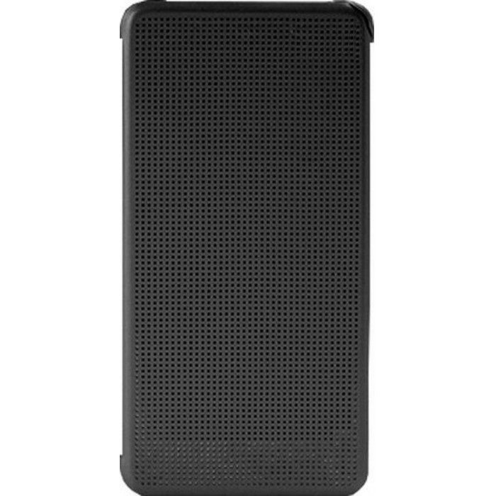 Official Xiaomi Perforated Flip Cover Xiaomi Redmi Note 4 - Black (NYE5626TY)