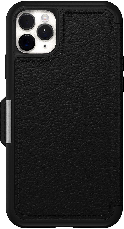 Otterbox Strada Series Ανθεκτική Θήκη iPhone 11 Pro Max - Black (77-63191)