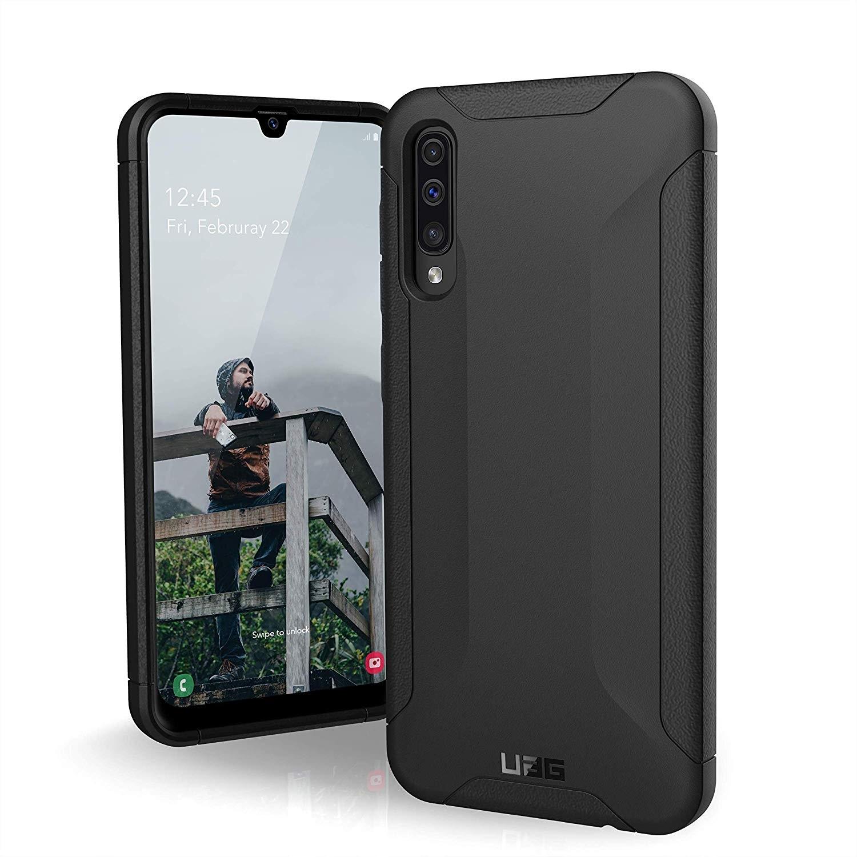 UAG Θήκη Scout Series Samsung Galaxy A50 - Black (211508114040)