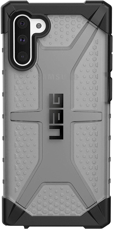 UAG Θήκη Urban Armor Gear Plasma Samsung Galaxy Note 10 - Ash Smoke (211743113131)