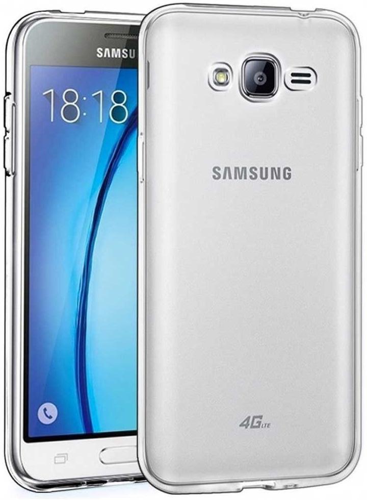 Celly Διάφανη Θήκη Σιλικόνης Samsung Galaxy J3 2016 (GELSKIN555)