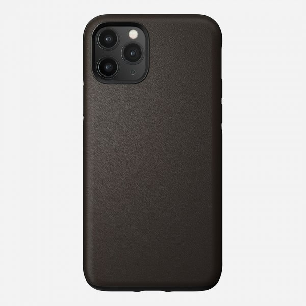 Nomad Δερμάτινη Active Rugged Θήκη iPhone 11 Pro - Mocha Brown (NM21WM0000)