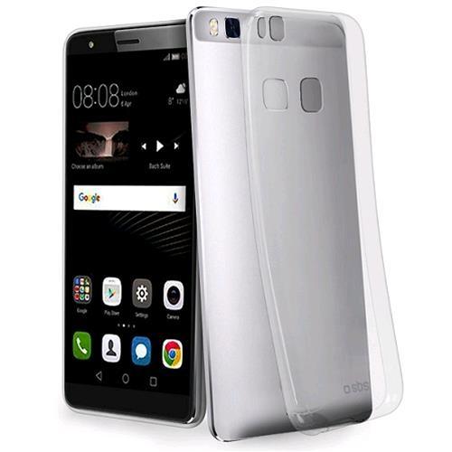 Celly Θήκη Σιλικόνης Huawei P8 Lite - Transparent (GELSKIN507)