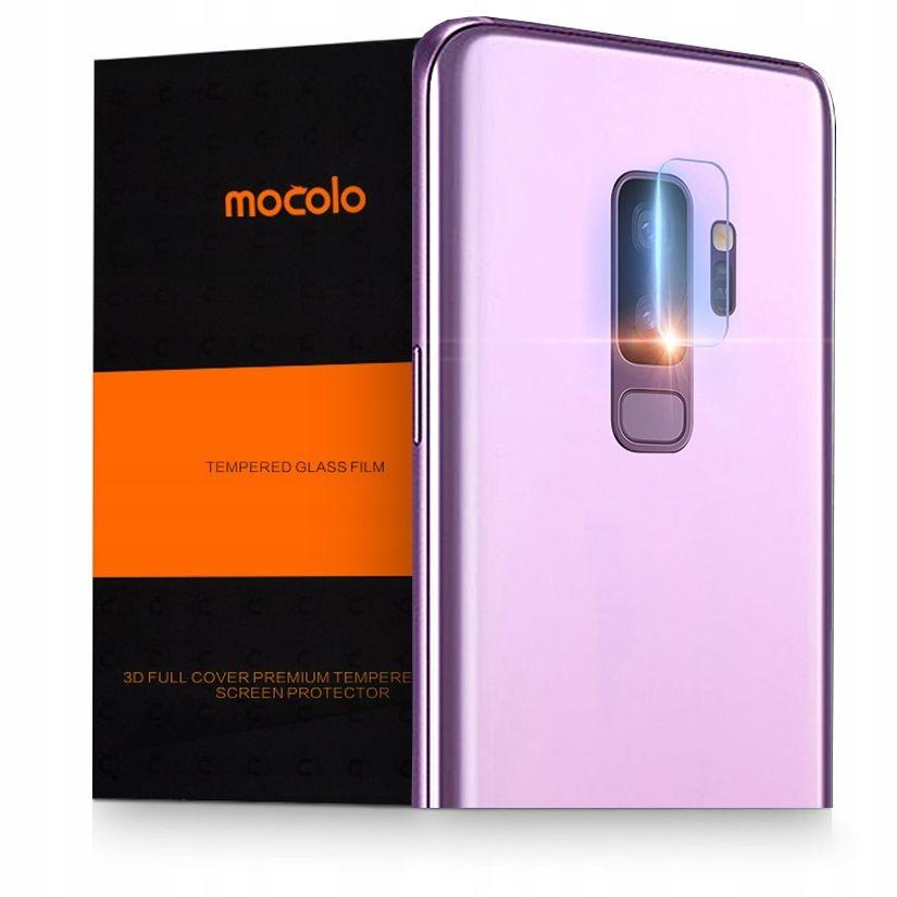 Mocolo TG+ Glass Camera Protector - Αντιχαρακτικό Προστατευτικό Γυαλί για Φακό Κάμερας Samsung Galaxy S9 Plus (SX2869)