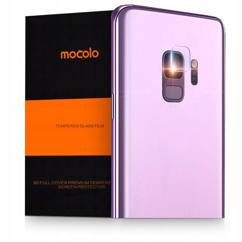 Mocolo TG+ Premium Glass Camera Protector - Αντιχαρακτικό Προστατευτικό Γυαλί για Φακό Κάμερας Samsung Galaxy S9 (SX2868)