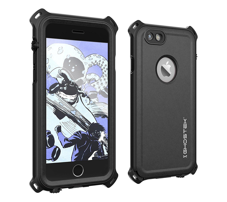 Ghostek Nautical Αδιάβροχη θήκη iPhone 6S/6 - Black (GHOCAS438)