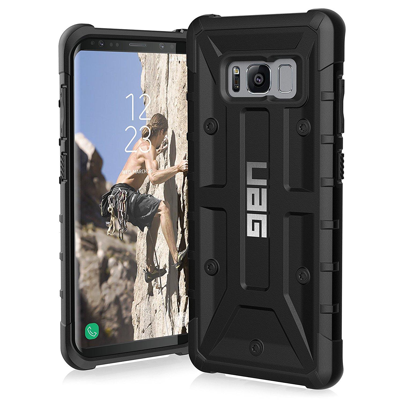 UAG Aνθεκτική Θήκη Pathfinder Samsung Galaxy S8 - Black (GLXS8-A-BK)