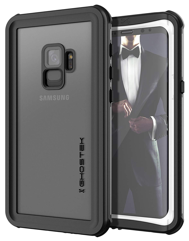 Ghostek Nautical 2 Αδιάβροχη θήκη Samsung Galaxy S9 - White (CA-GHOCAS957-00)