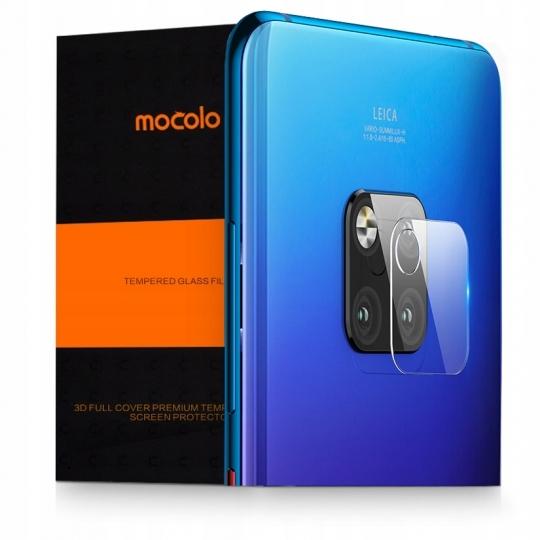 Mocolo Camera Protector - Αντιχαρακτικό Προστατευτικό Γυαλί για Φακό Κάμερας Huawei Mate 20 Pro (HW3824)
