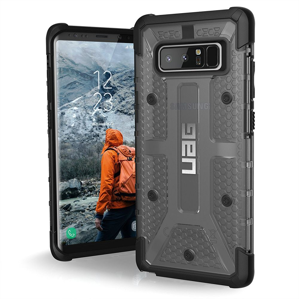 UAG Θήκη Plasma Feather-Light Rugged Samsung Galaxy Note 8 - Ash (NOTE8-L-AS)