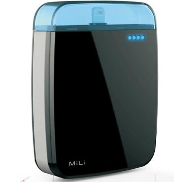 Εξωτερικός Ενισχυτής Μπαταρίας (Powerbank) - 2200 mAh by Mili