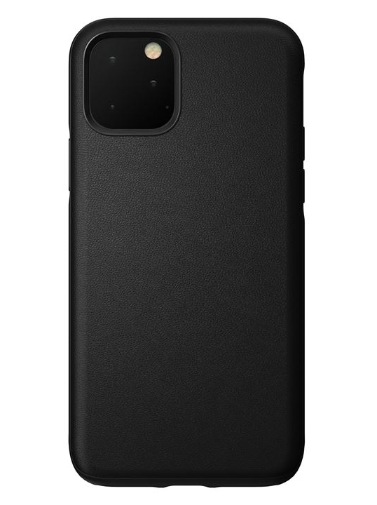 Nomad Δερμάτινη Active Rugged Θήκη iPhone 11 Pro - Black (NM21W10RW0)