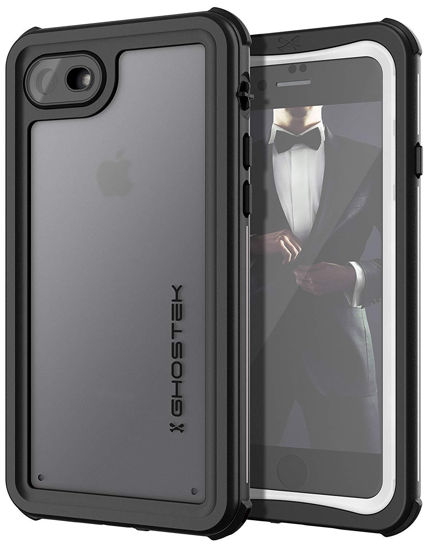 Ghostek Nautical 2 Αδιάβροχη Θήκη iPhone 8 / 7 - White (CA-GHOCAS826-00)