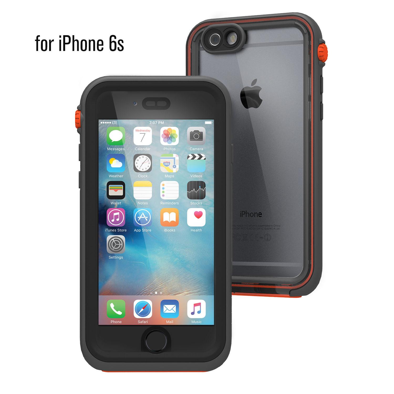 Αδιάβροχη Θήκη iPhone 6/6S Rescue Ranger με TouchID by Catalyst (CAT - CATIPHO6RR)