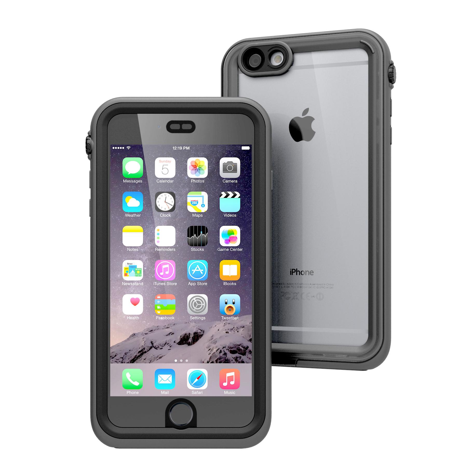 Αδιάβροχη Θήκη iPhone 6S Plus με TouchID by Catalyst