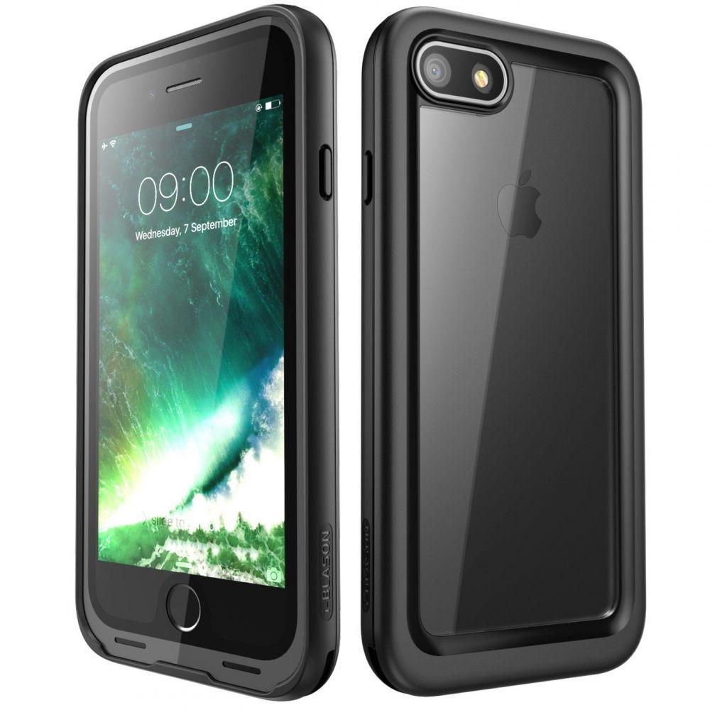 Supcase i-Blason Full-Body Rugged V2 Θήκη iPhone 7 - Black (9835)