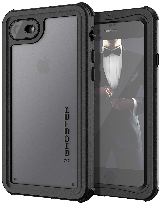 Ghostek Nautical 2 Αδιάβροχη Θήκη iPhone 8 / 7 - Black (CA-GHOCAS828-00)