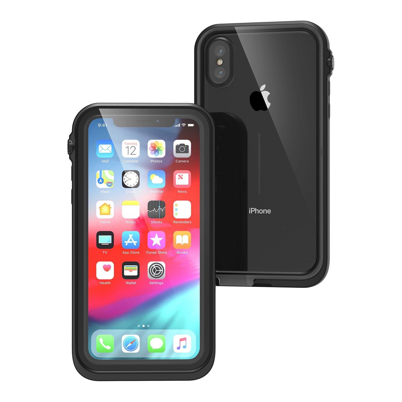 Catalyst Αδιάβροχη Θήκη iPhone XS - Black (CATIPHOXBLKS)