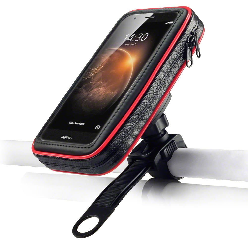 Αδιάβροχη Θήκη Ποδηλάτου Huawei Ascend G8 by Shocksock θήκες κινητών