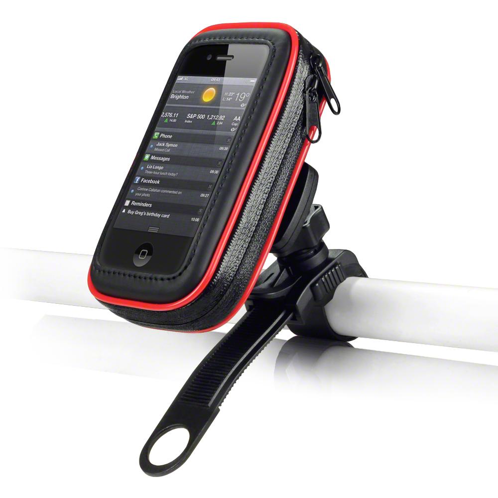 Αδιάβροχη Θήκη Ποδηλάτου iPhone 4/4S by Shocksock