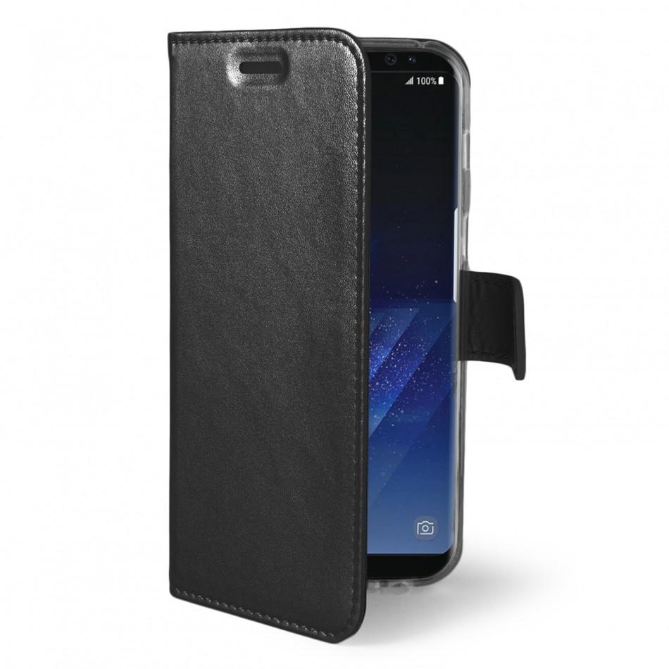 Celly Air Θήκη - Πορτοφόλι Samsung Galaxy S8 - Black (AIR690BK)