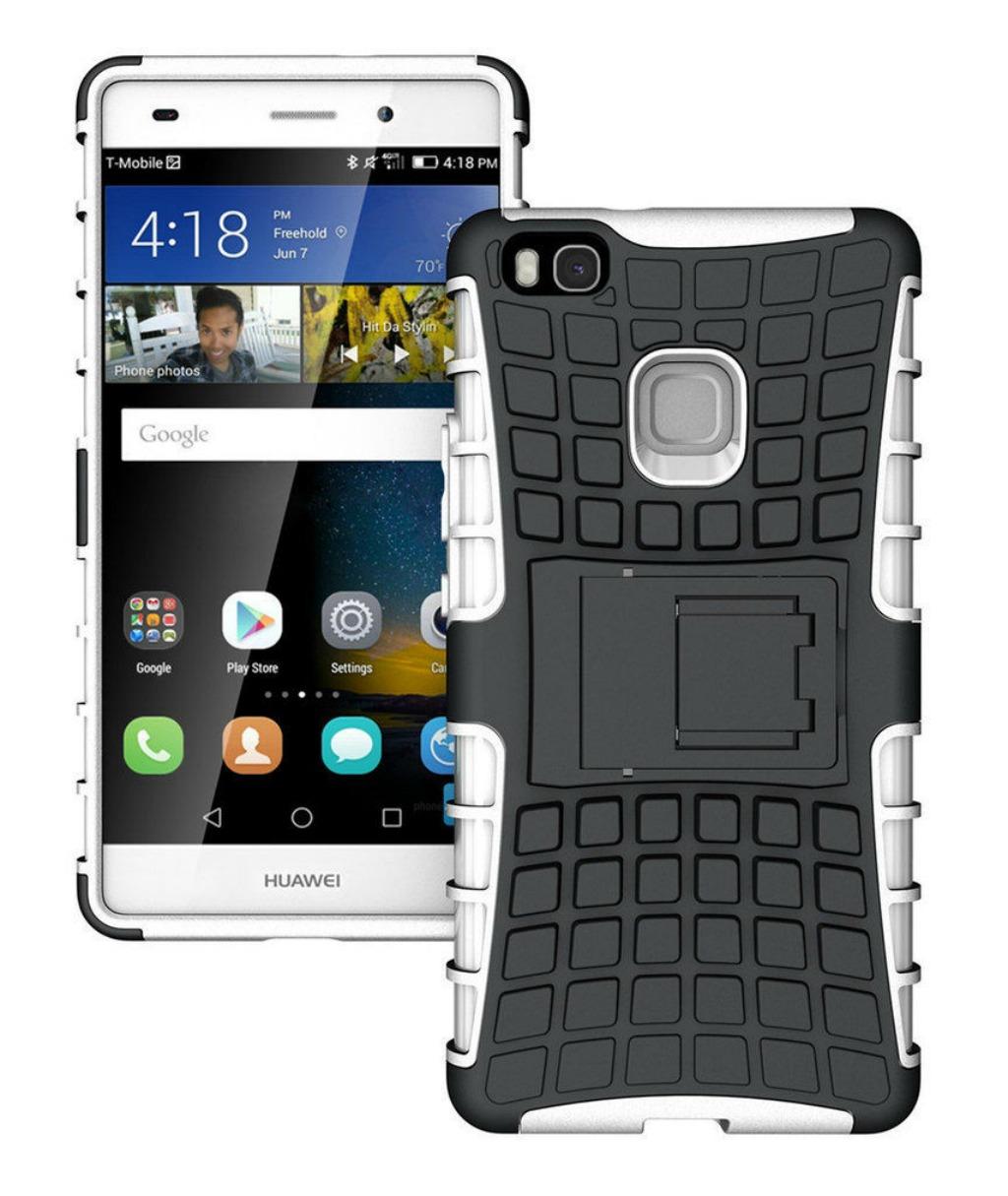 Ανθεκτική Θήκη Huawei Ascend P8 (8599) Λευκό - OEM