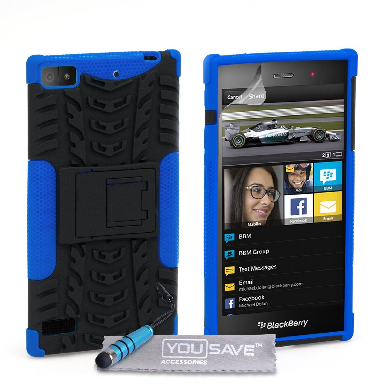 Ανθεκτική Θήκη Blackberry Z3 by YouSave (Z331)