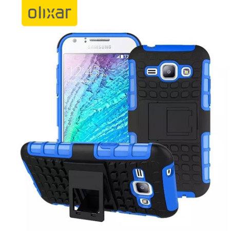 Ανθεκτική Θήκη Samsung Galaxy J1 (2015) by Olixar (54084)