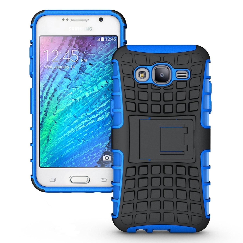 Ανθεκτική Θήκη Samsung Galaxy J5 (2015) (031-002-051) Μπλε - OEM