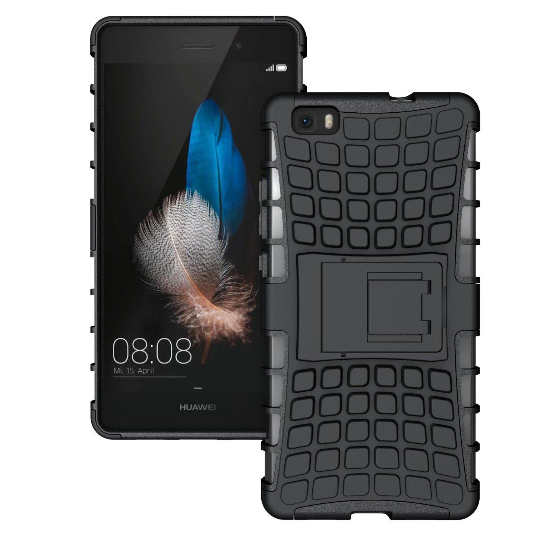 Ανθεκτική Θήκη Huawei Ascend P8 (8704) Μαύρο - OEM