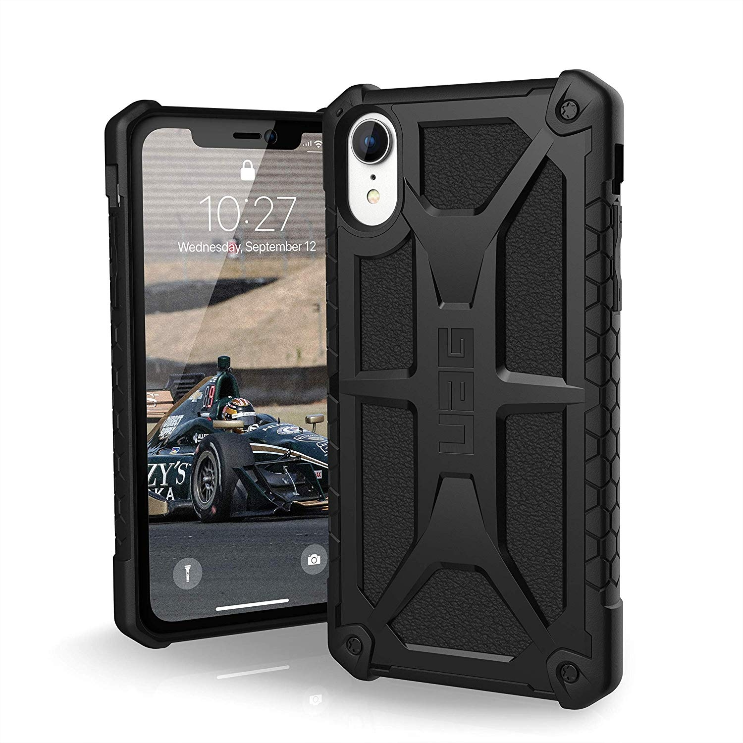 UAG Θήκη Monarch Series iPhone XR - Black (111091114040)