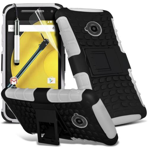 Ανθεκτική Θήκη Motorola Moto E 2nd Gen (031-003-301) - OEM
