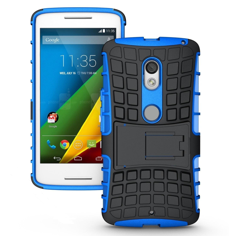 Ανθεκτική Θήκη Motorola Moto X Play (031-003-102) - OEM
