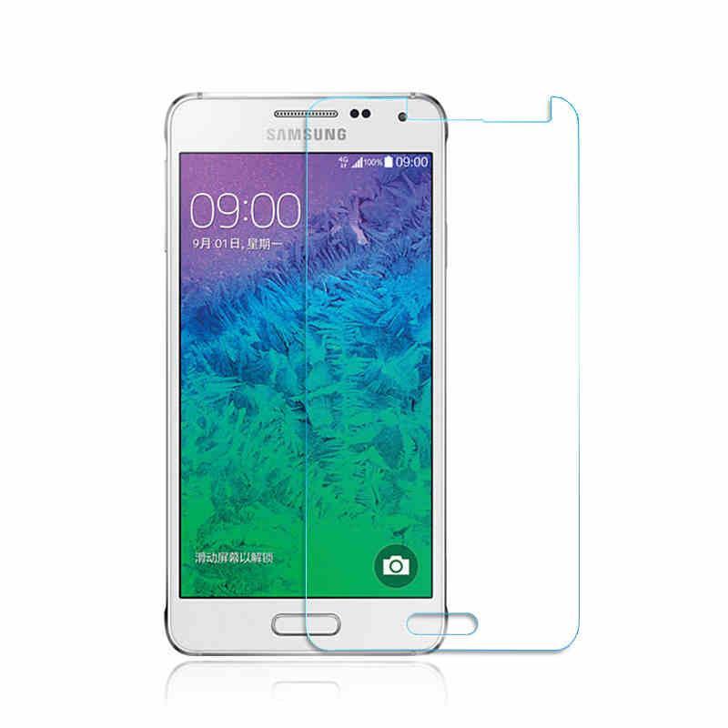 Αντιχαρακτικό Γυάλινο Screen Protector Samsung Galaxy J1 (2015) by Blue Star (001-002-110)