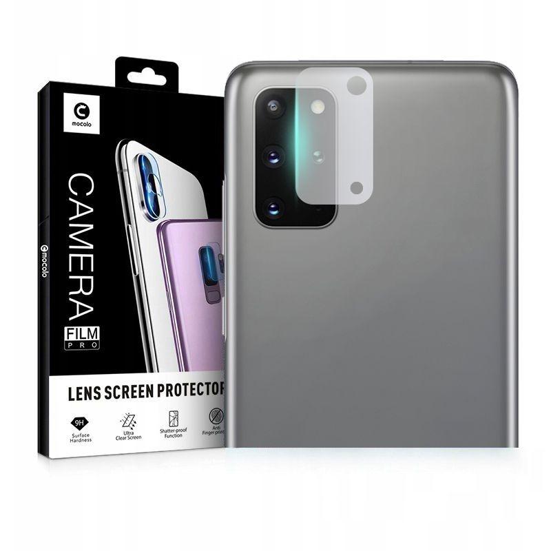 Mocolo TG+ Glass Camera Protector - Αντιχαρακτικό Προστατευτικό Γυαλί για Φακό Κάμερας Samsung Galaxy S20 Plus (63202)