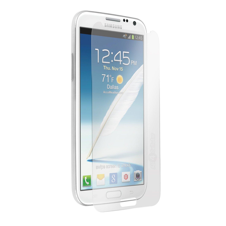 Αντιχαρακτικό Γυάλινο Screen Protector Samsung Galaxy Note 2 by BlueStar (016-002-200)