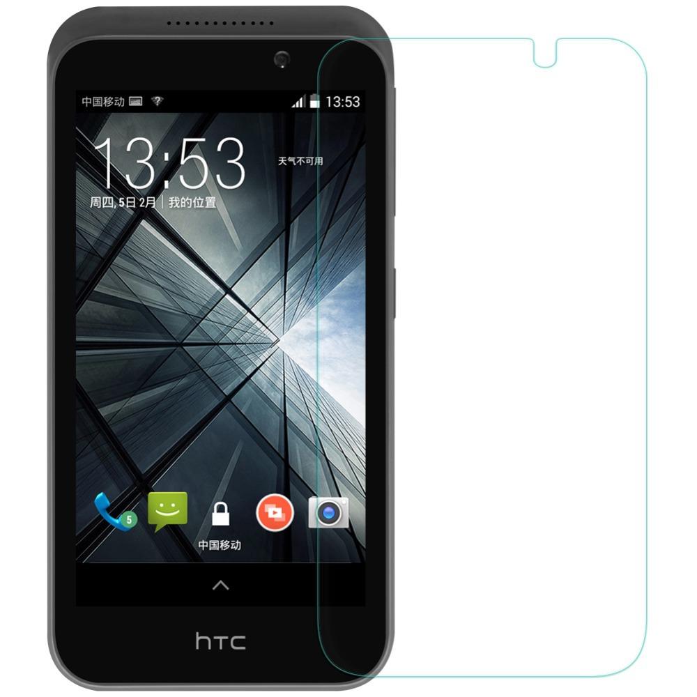 Αντιχαρακτικό Γυάλινο Screen Protector HTC Desire 320 by Blue Star (016-028-320)