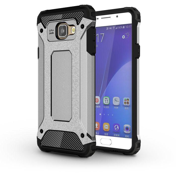Ανθεκτική Θήκη Future Armor Samsung Galaxy A3 II (2016) - Silver (9224) - OEM