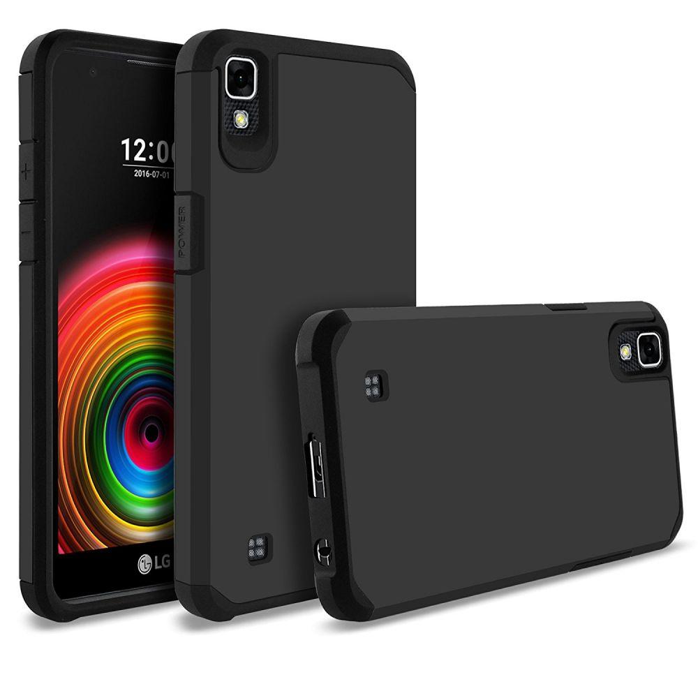 Ανθεκτική Θήκη LG X Power - Black (9371) - OEM
