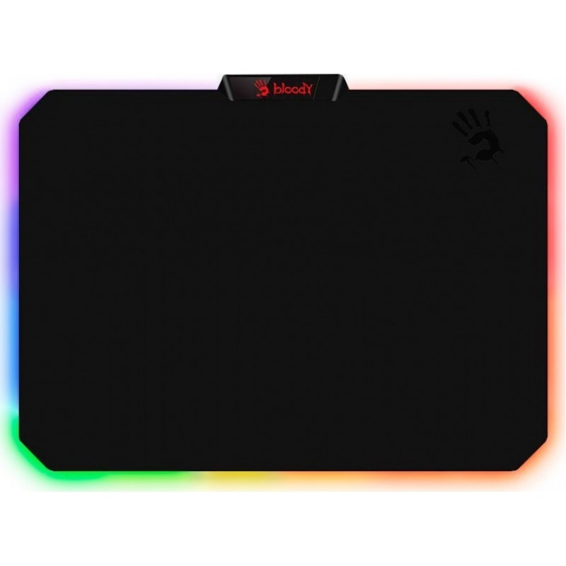 Bloody MP-60R RGB Gaming Mouse Pad - Cloth Edition - Black (MP-60R)
