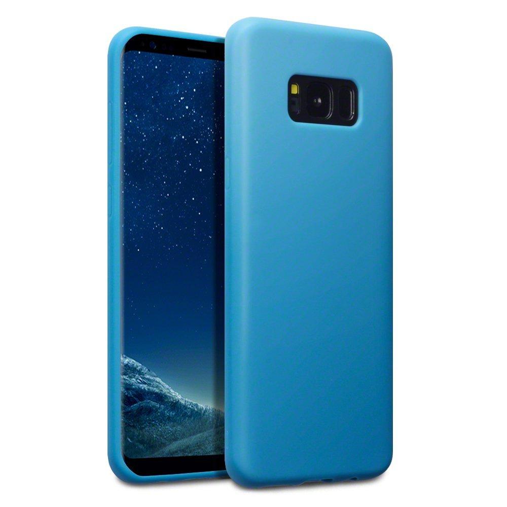 Terrapin Θήκη Σιλικόνης Samsung Galaxy S8 Plus - Blue Matte (118-002-627)
