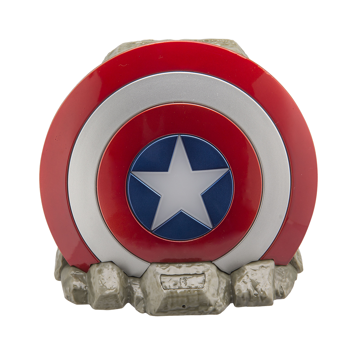 iHome Bluetooth Speaker Ασύρματο Ηχείο - Captain America Shield (44454)