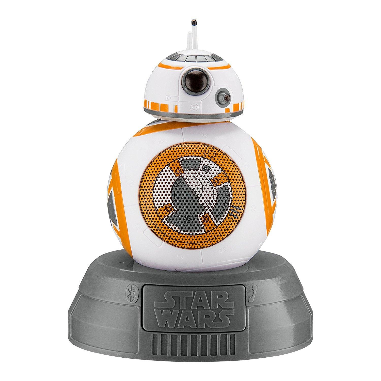 iHome Bluetooth Speaker Ασύρματο Ηχείο - Star Wars BB8 Robot (44456)