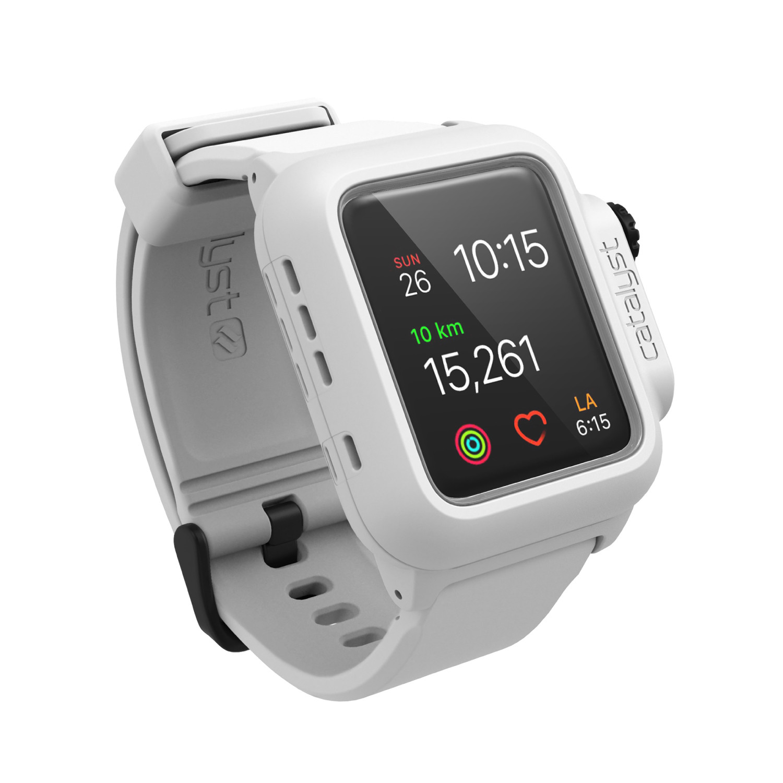 Catalyst Αδιάβροχη Θήκη Apple Watch 42mm Series 2 - Alpine White (CAT42WAT2WHT)