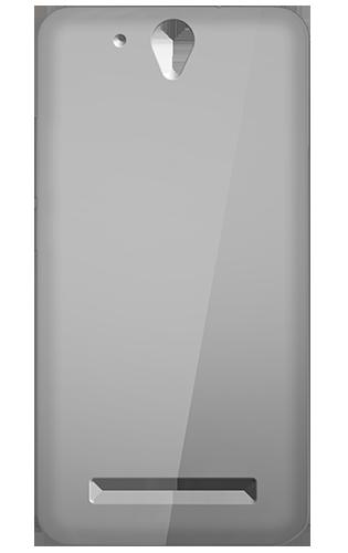 Ultra Thin Θήκη Σιλικόνης MLS iQTalk Great - Transparent Black (11.CC.520.079)
