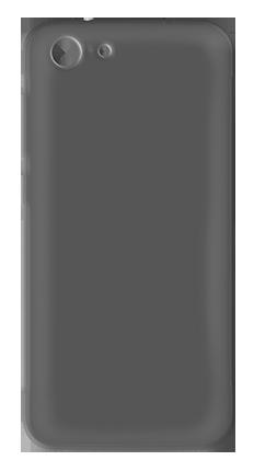 Θήκη Σιλικόνης MLS Spirit 8C 4G - Black (32.ML.500.049)