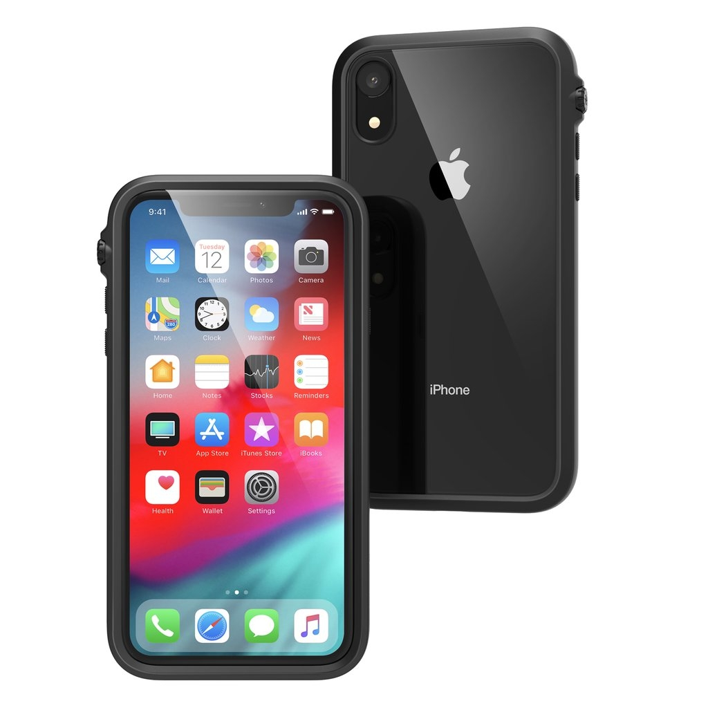 Catalyst Θήκη Impact Protection iPhone XR - Black (CATDRPHXBLKM)