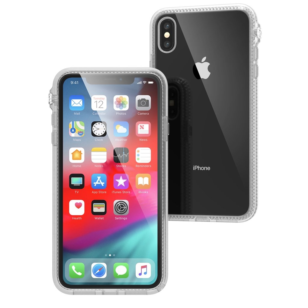 Catalyst Θήκη Impact Protection iPhone XS Max - Clear (CATDRPHXCLRL)